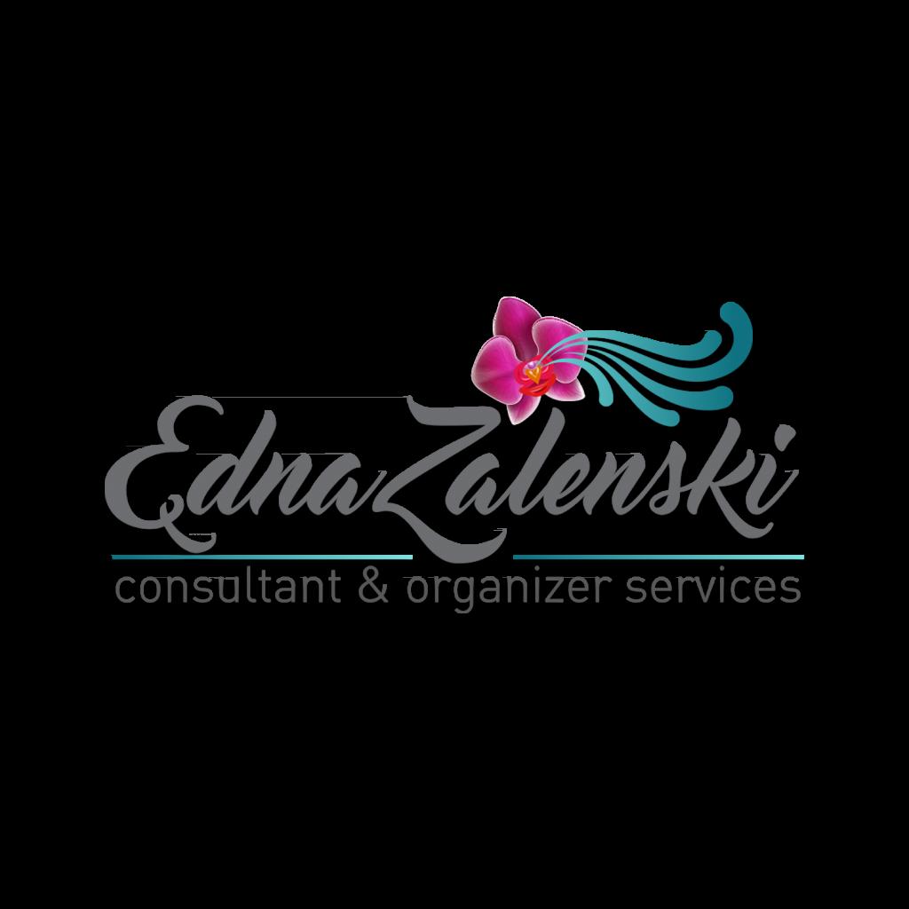 Edna Zalenski Logo Final